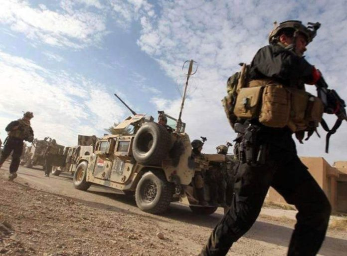 وصول لواءين إلى كركوك لدعم الملف الأمني عند أطرافها