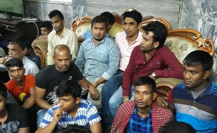 الداخلية تكشف تفاصيل قضية العمال البنغاليين في الكرادة