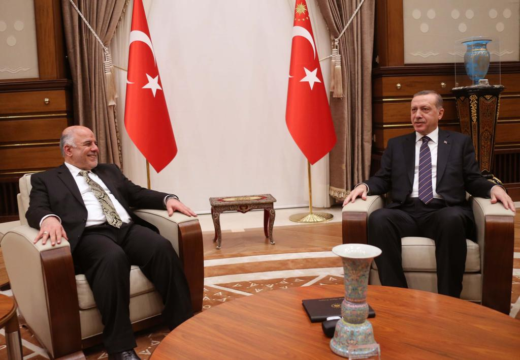 وفدا العراق وتركيا يبدأن اجتماعهما في انقرة