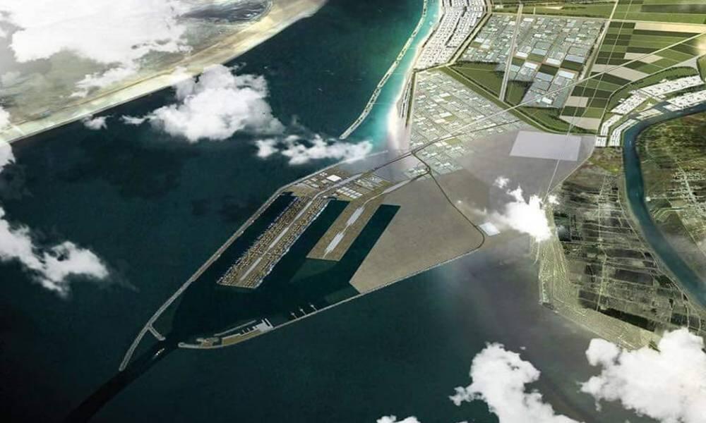 النقل توقع عقداً مع شركة كورية لإنشاء طريق مدخل ميناء الفاو الكبير