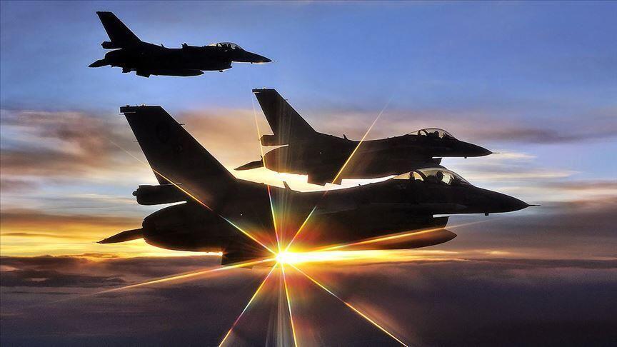 الطائرات التركية تحيد عنصرين من حزب العمال الكردستاني شمالي العراق