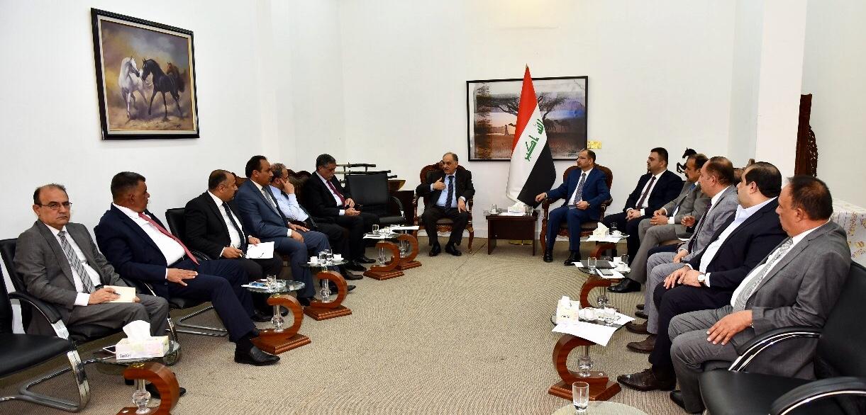 الوطنية ينهي اجتماعه ويؤكد اهمية أن يلعب دورا رئيسا في تشكيل الكتلة الاكبر