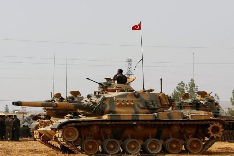 الجيش التركي يعلن مقتل 10 مقاتلين أكراد اثر غارات جوية شمال العراق
