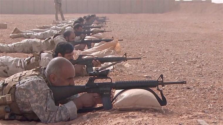 مصادر: واشنطن تعود لتدريب الجيش الحر على الحدود العراقية