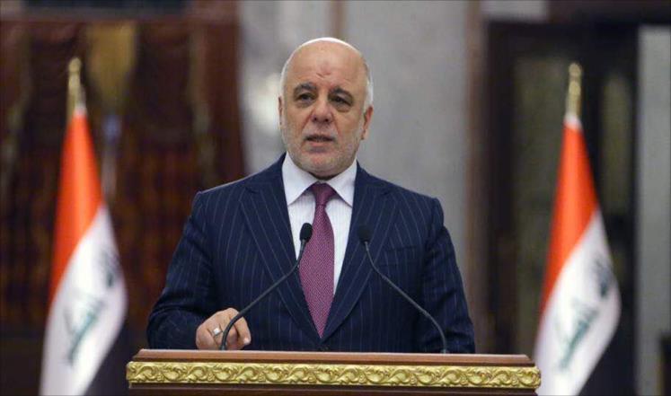العبادي: هناك محاولات مستميتة من الارهابيين لاختراق الحدود العراقية