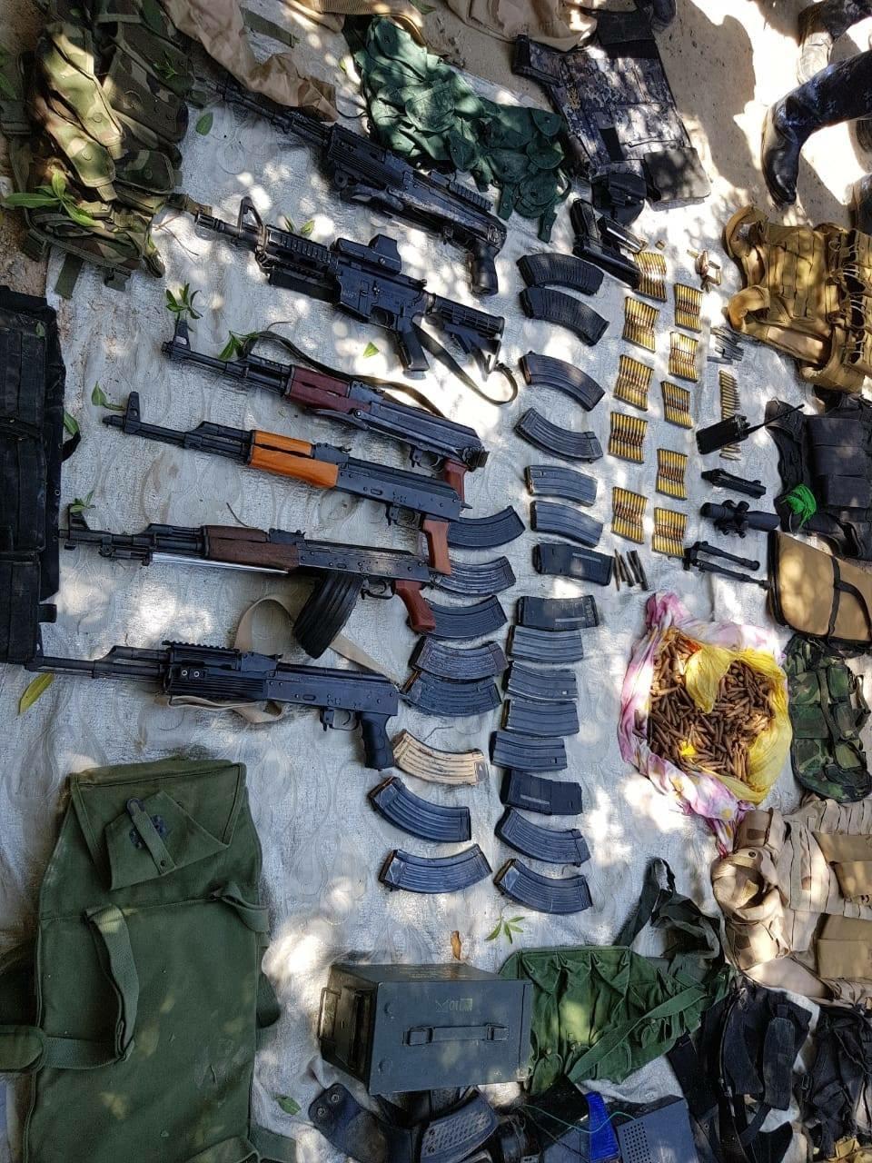 اعتقال 3 أشخاص إثر إطلاقهم عيارات نارية ومصادرة أسلحتهم جنوبي بغداد