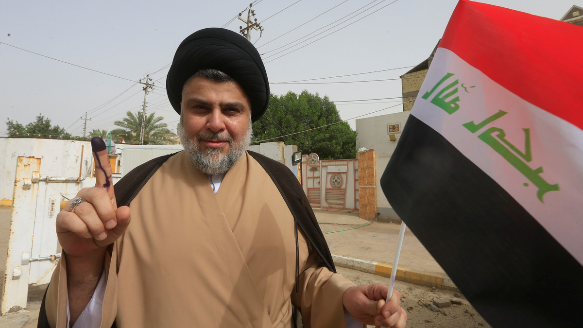 الصدر قريباً في بغداد لتوقيع