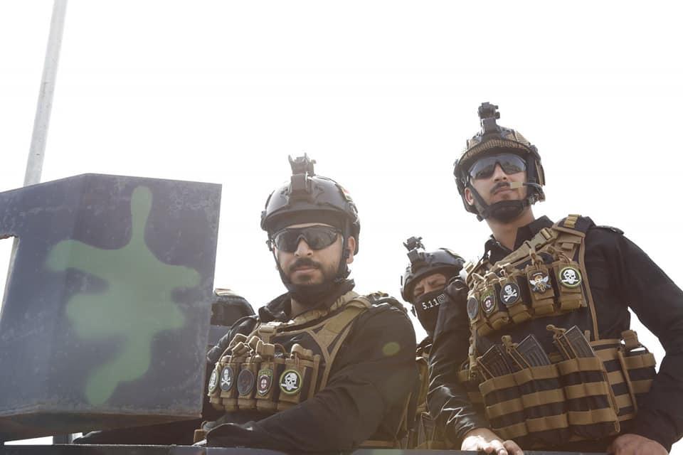 الحشد يحبط مخططا إرهابيا ويقتل عنصرين بارزين بـداعش في جزيرة الشرقاط
