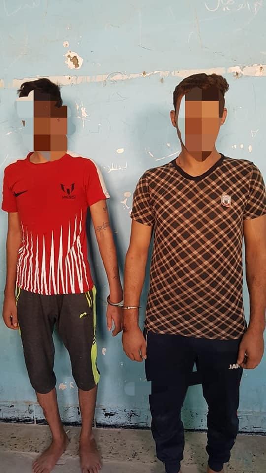 القبض على 3 متهمين بقتل شخص ورمي جثته في نهر شمالي المثنى