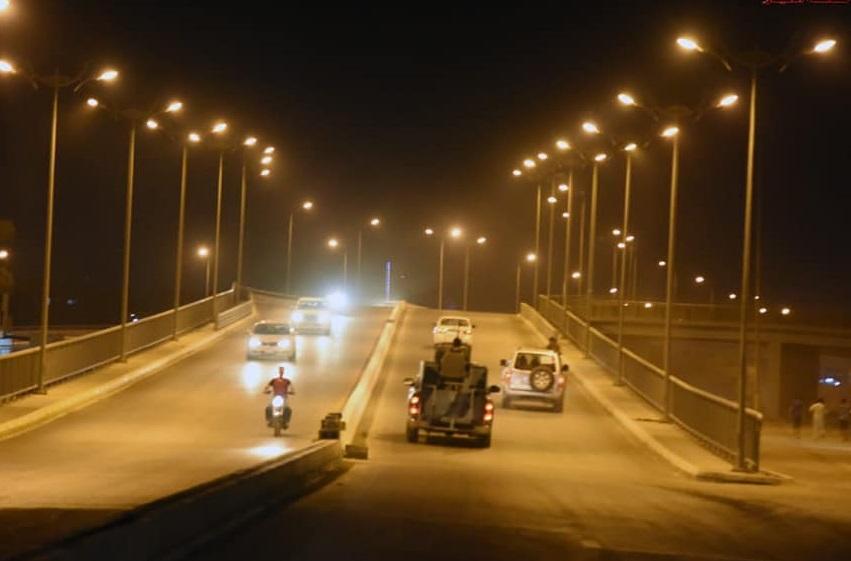 شرطة الانبار تعتقل ثلاثة من مروجي المخدرات شرقي الرمادي