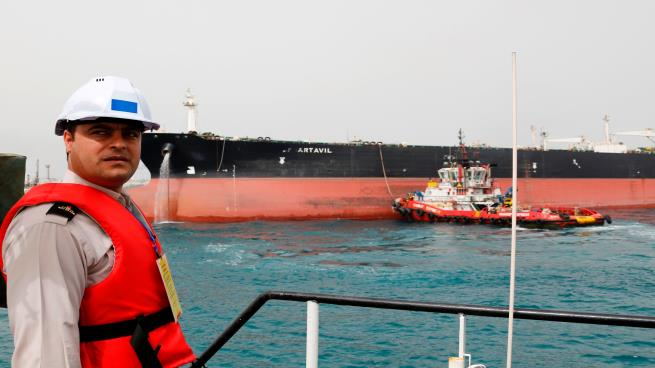 إيران تسعى لإنشاء انبوب نفطي يصل ميناء بانياس السوري مروراً بالعراق