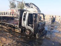 بالصور.. الحشد يعلن استشهاد وإصابة ثلاثة من مقاتليه غربي الانبار