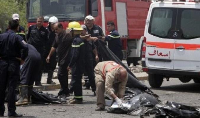 اصابة مدنيين اثنين بإنفجار عبوة ناسفة قرب ملعب شعبي جنوبي بغداد