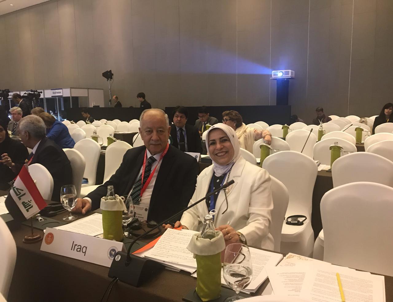 بمشاركة العراق.. انطلاق أعمال لجنة الشؤون الاجتماعية والثقافية لجمعية البرلمانات الآسيوية بتايلند
