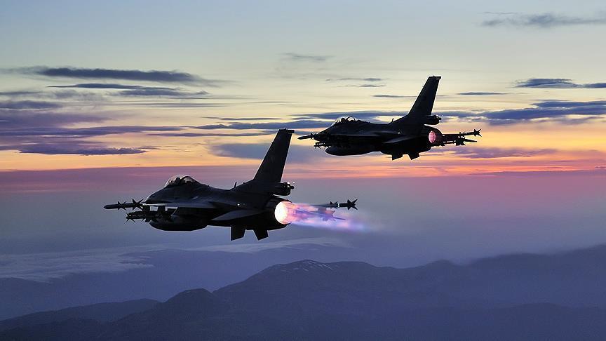 غارات تركية تستهدف منطقتين شمالي العراق