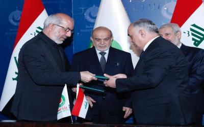 العراق يوقع عقداً لحفر 20 بئراً نفطياً في حقل الناصرية