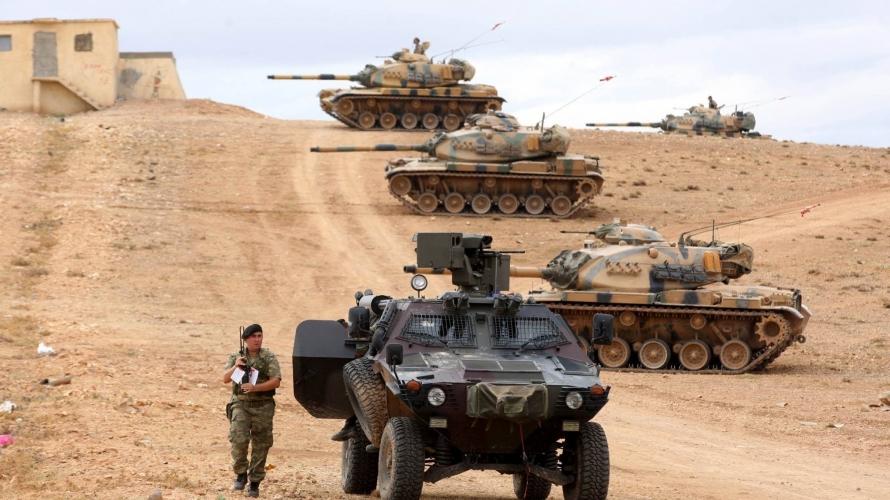 تركيا تعلن تقدم قواتها 40 كلم في جبال قنديل