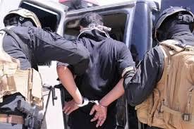 شرطة نينوى تلقي القبض على ارهابي كان يجمع