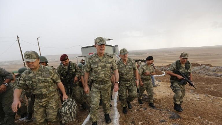 القوات التركية تعلن تحييد اثنين من المشاركين في مقتل موظف بقنصليتها في اربيل
