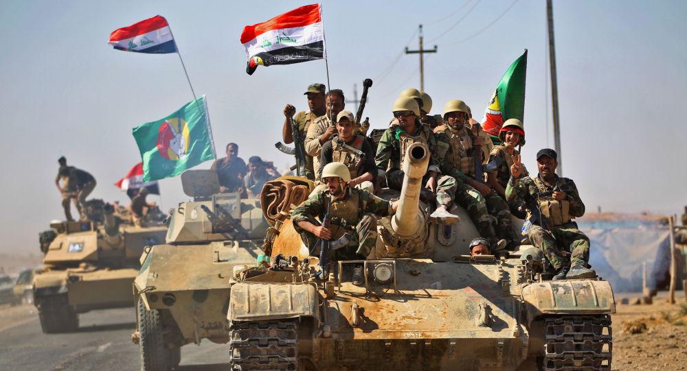 الحشد يرفض عودة البيشمركة الى كركوك.. ويؤكد: التركمان يعتبرون عودتهم ارضاء للاحزاب الكردية