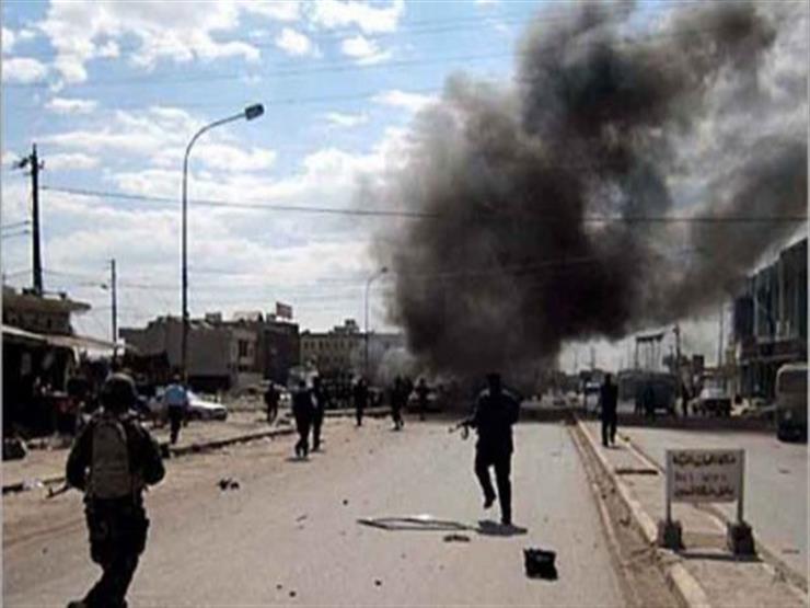 إصابة 6 مدنيين بينهم نساء بانفجار عبوة ناسفة في سوق مريدي بمدينة الصدر