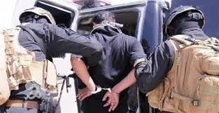 القبض على إرهابي غربي بغداد