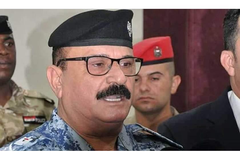 قائد شرطة ديالى يعلن نجاح الخطة الأمنية الخاصة بعيد الأضحى