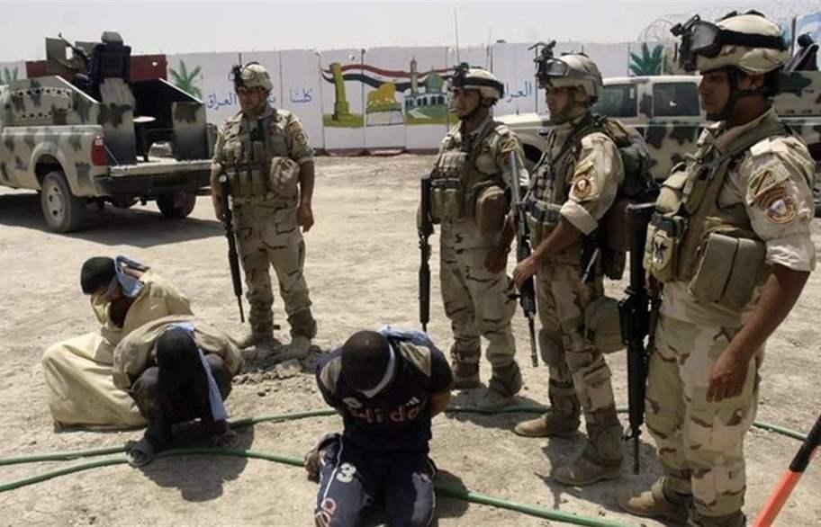 حرق مضافتين والقبض على 4 مطلوبين في سامراء