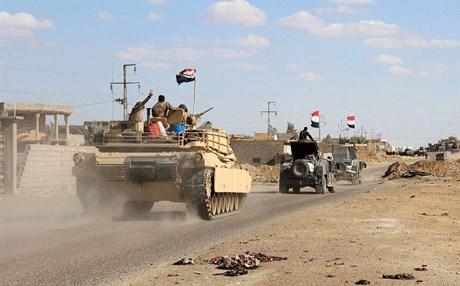 إنطلاق عملية عسكرية واسعة لتعقب خلايا داعش جنوبي ديالى