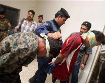 اعتقال اثنين من إرهابيي داعش قاتلا ضد القوات الأمنية في الموصل