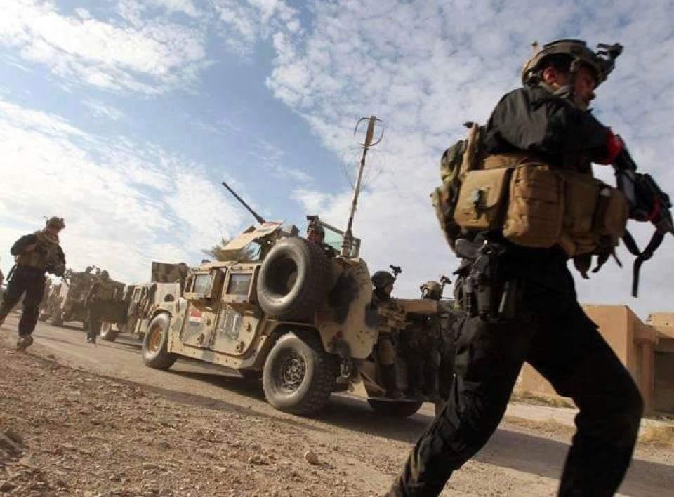 الإعلام الأمني: مقتل انتحاريين اثنين وإصابة ثالث شرق سامراء