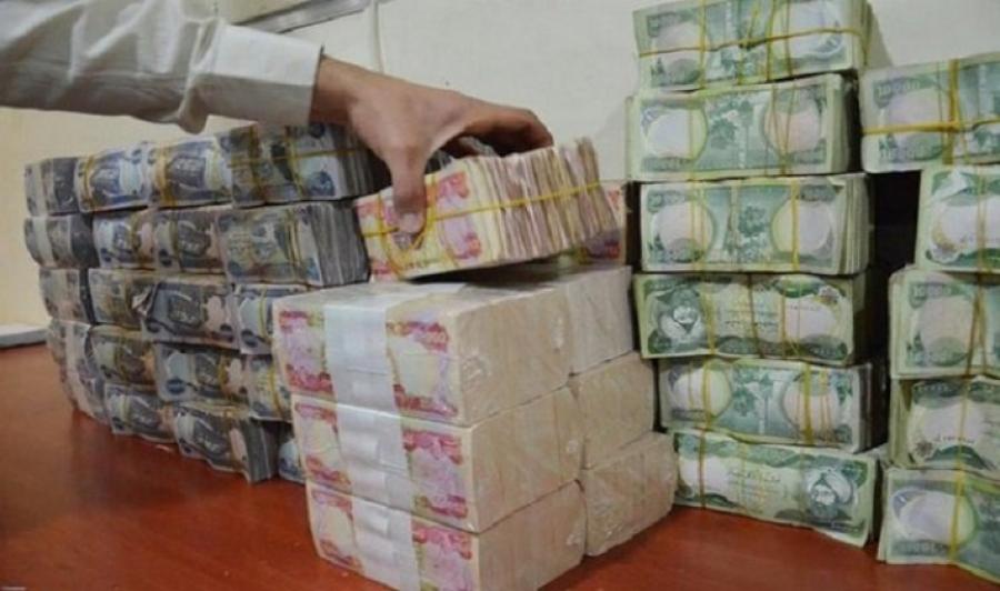 غدا.. حكومة بغداد ترسل 422 مليار دينار إلى كردستان