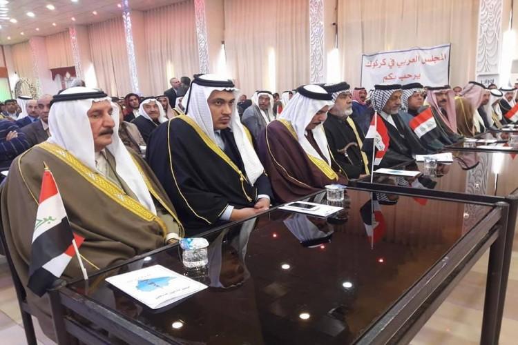 عرب كركوك: ننتظر تصحيح مسار الانتخابات بالمحافظة بعد قرار الاتحادية