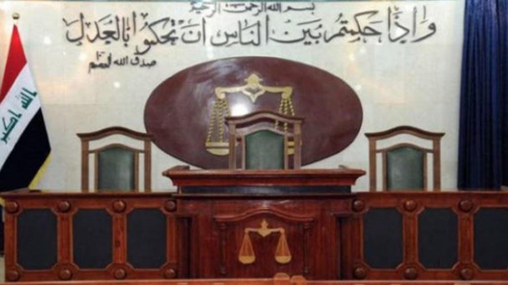 """احكام بالإعدام والمؤبد بحق ما يسمى """"القاضي الشرعي"""" بداعش في صلاح الدين"""